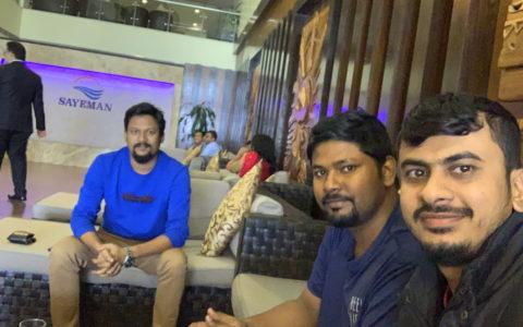 ponnobd md with nishat & faisal cox bazar tour-2020